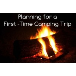 Your first time camping trip - part 1