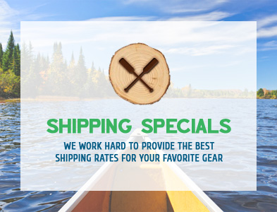 Shipping specials